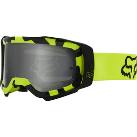 Fox Airspace Stray Goggles Heren, fluorescent yellow